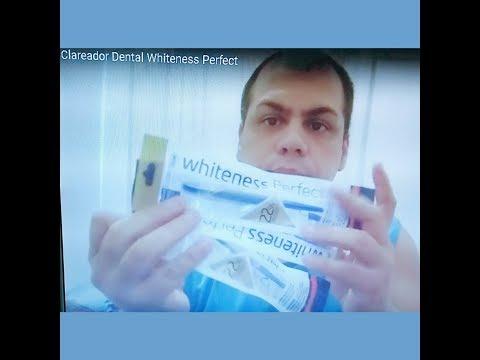 Clareamento Dental Feito Em Casa Com Whiteness Simple Youtube
