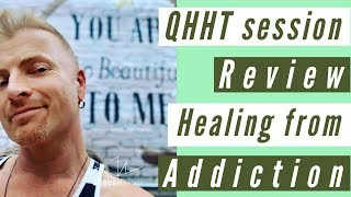 QHHT session review - Healing from emotional trauma