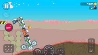 Replay from RoverCraft Racing!
