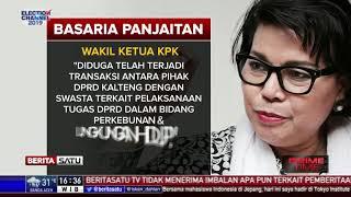 OTT KPK di Kalimantan Tengah Terkait Suap Limbah Sawit