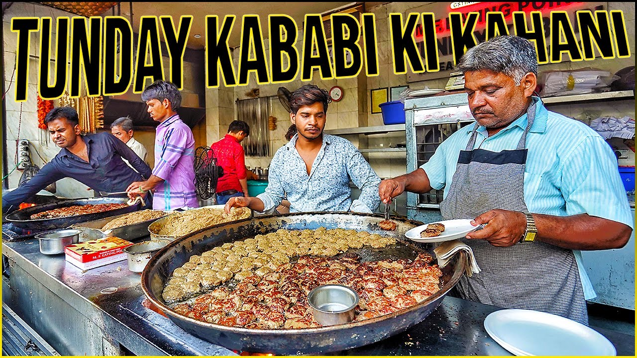 Download The UNTOLD STORY of TUNDAY KABABI   Indian Street Food in Lucknow