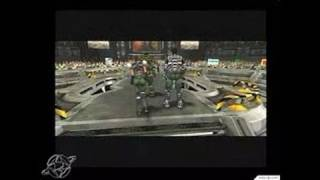 Unreal Tournament 2003 PC Games Gameplay-Cinematic - Intro