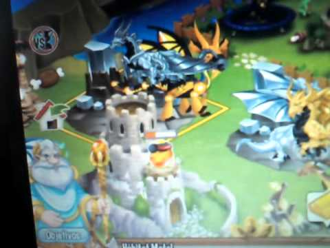 dragon city:los dragones legendarios