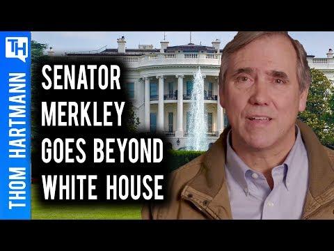Jeff Merkley Decides Not to Run but Has Bigger Plans