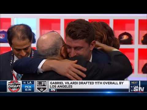 All 2017 NHL Draft Picks.