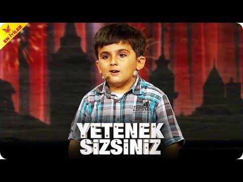 Minik Yusuf Salonu Kırdı Geçirdi 😂 | Yetenek Sizsiniz Türkiye