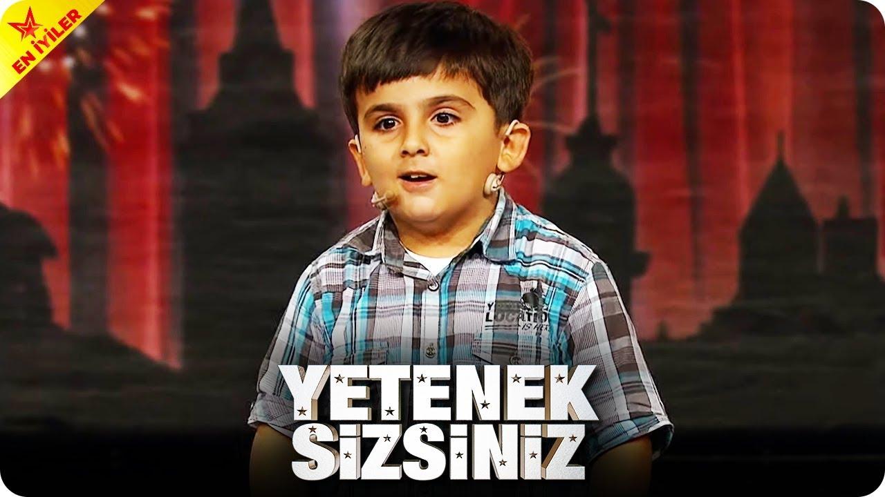 Download Minik Yusuf Salonu Kırdı Geçirdi 😂 | Yetenek Sizsiniz Türkiye