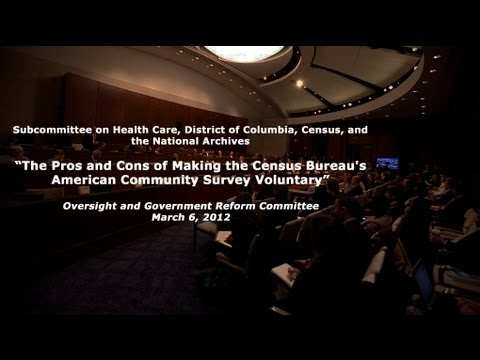 The Pros & Cons of Making the Census Bureau