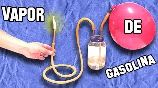 ✔ Cómo Aislar el Vapor de Gasolina | Isolate as gasoline vapor