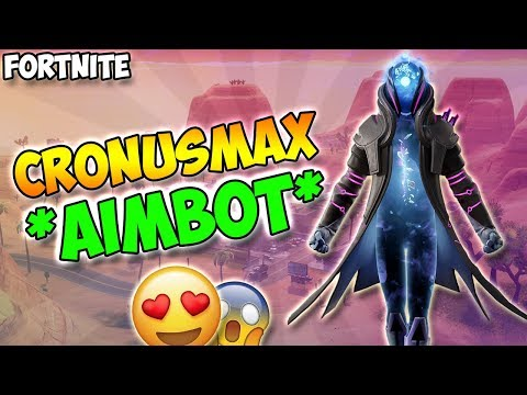 Fortnite - Cronusmax Script *LOCK ON* AIMBOT! Best Fortnite Script, Best Aimbot Cronusmax