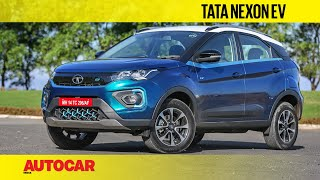 Tata Nexon EV Review | First Drive | Autocar India