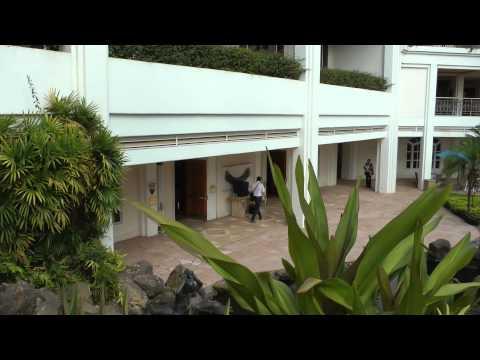 tour Grand Wailea Resort, Maui, Hawaii January 2013 1080p