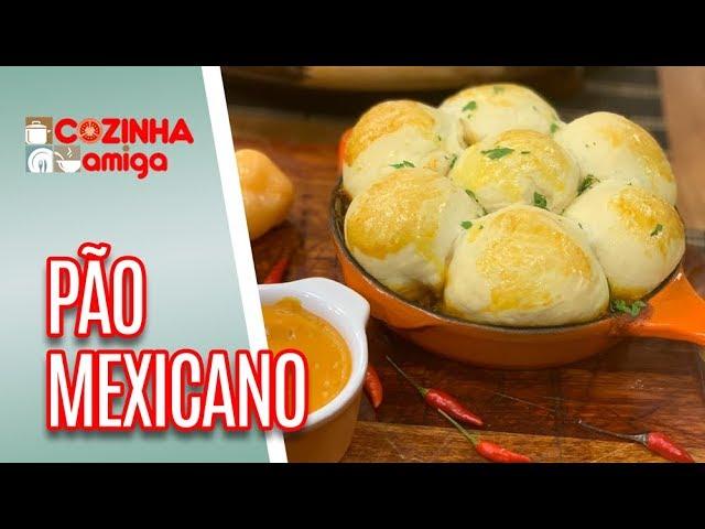 Pão Mexicano com Chilli - Gabriel Barone | Cozinha Amiga (26/02/19)