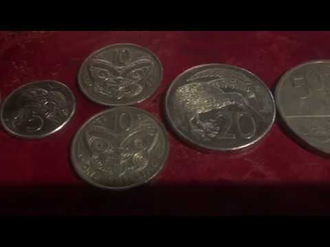 My World coin collection video 15: My coins from Australia & Oceania + Coin Update #1