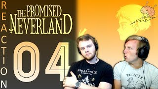 SOS Bros React - The Promised Neverland Season 1 Episode 4 - Traitor in our Midst!