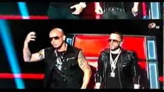 La Voz Mexico 3 - Taimak - Me Estas Tentando (Programa 2)