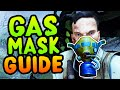 *ALL* GAS MASK PART LOCATIONS (How to build the Gas Mask in Zetsubou No Shima)
