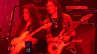 """Black Star""  Steve Vai & Yngwie Malmsteen@ Hard Rock Casino Atlantic City 11/30/18"
