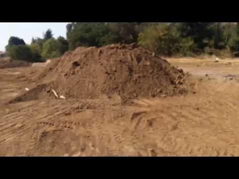 Veterans concrete,....excavation contours as per plan / inspector