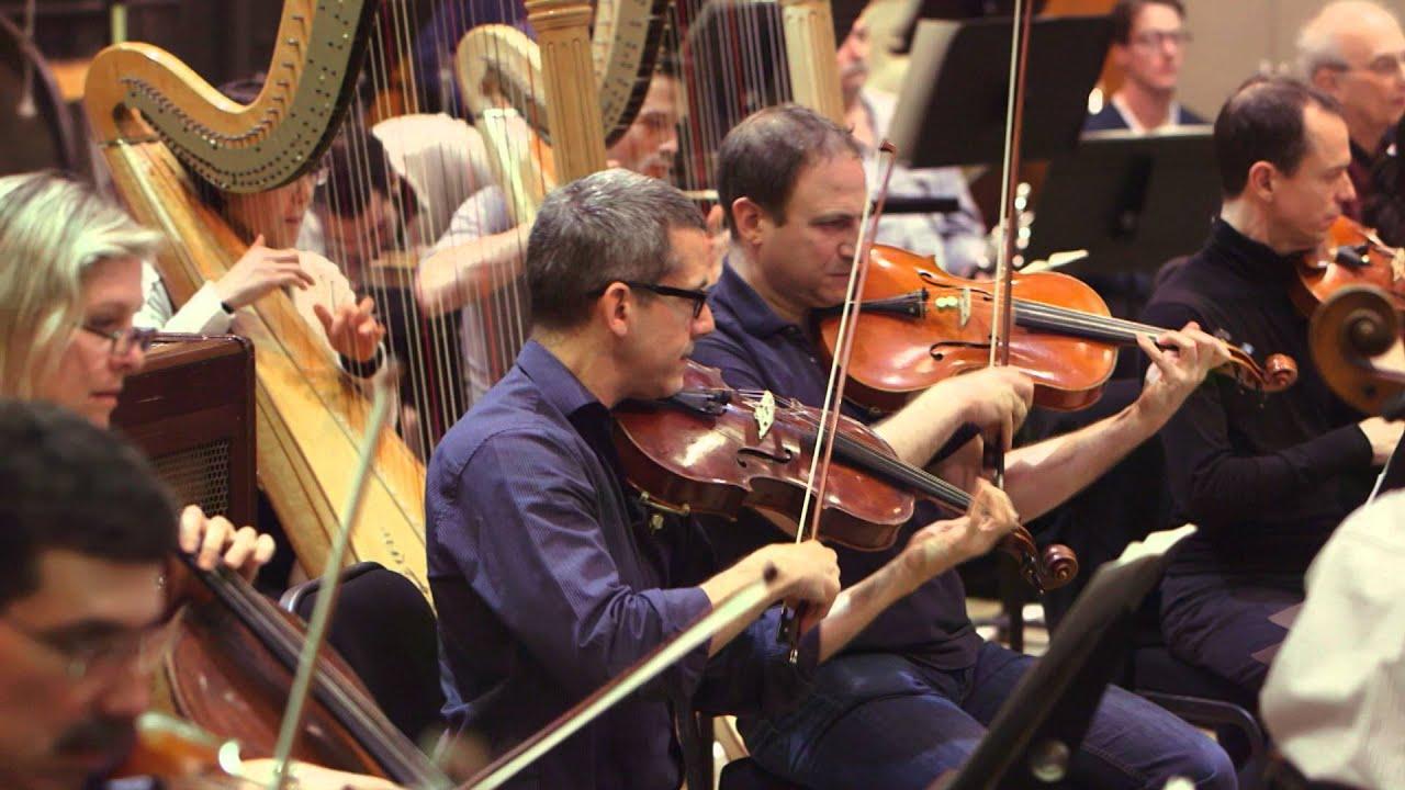Elektra: Orchestra Rehearsal