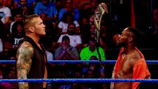 Kofi Kingston and Randy Orton to settle a decade-long score at SummerSlam