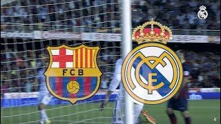 Barcelona vs Real Madrid | EL CLÁSICO