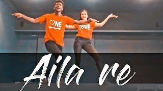 Aila Re | Malaal | Bollywood Fitness Dance | Zumba Dance | Choreography Ganesh Manwar
