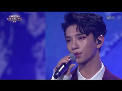 2017 KBS가요대축제 Music Festival - 세븐틴 - 입버릇 (Habit - Seventeen). 20171229