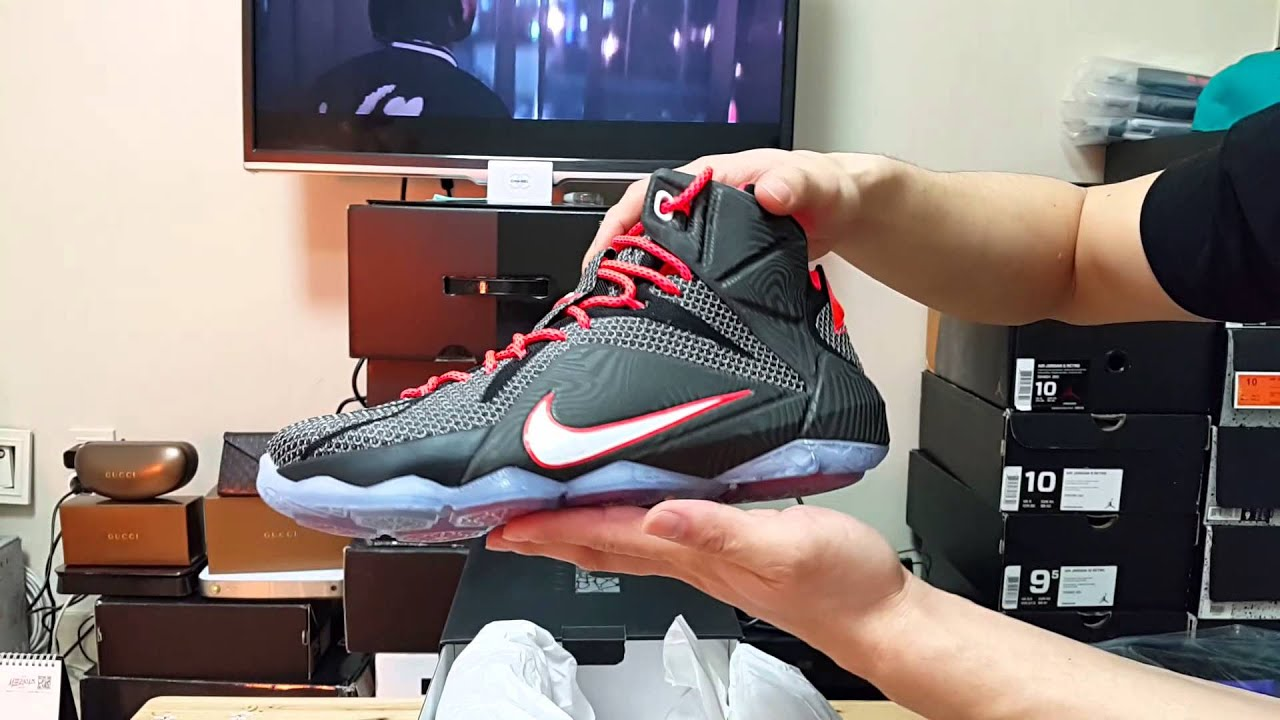 best cheap 0bb2e 68e2a Lebron 12 XII