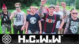 4 STUPID BOYS - МЫ СИЛА РАБОЧЕГО КЛАССА - HARDCORE WORLDWIDE (OFFICIAL HD VERSION HCWW)