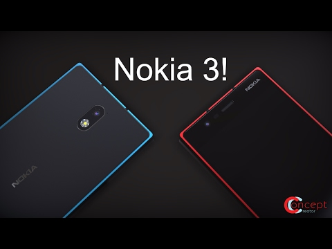Nokia 3 introduction