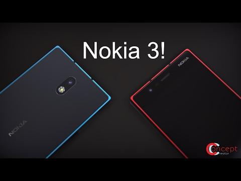 Nokia 3 introduction