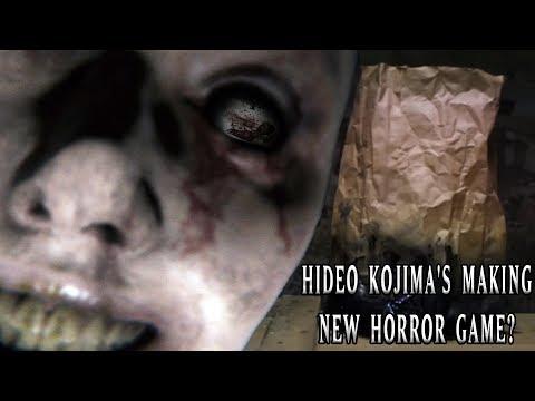 Hideo Kojima's Planning A NEW Horror Game?!?!?! (Silent Hill P.T's Successor)