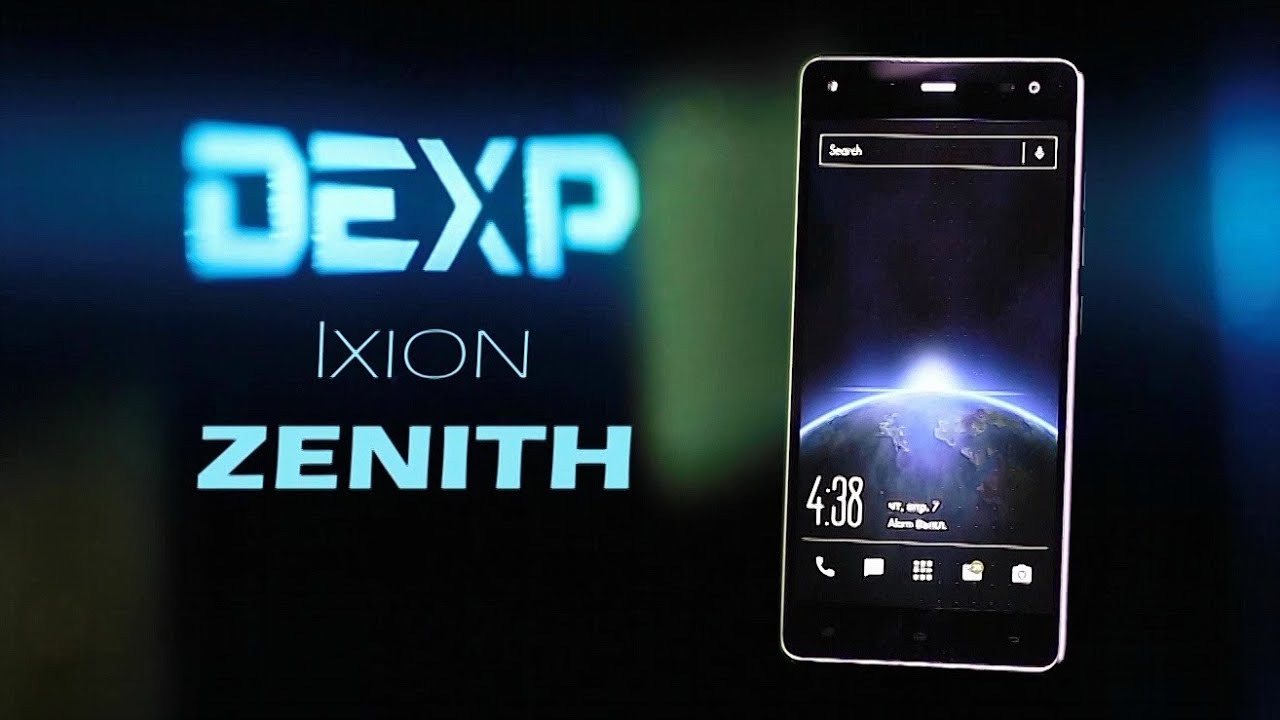 Overview of the smartphone DEXP Ixion M LTE 5. Reviews about the smartphone