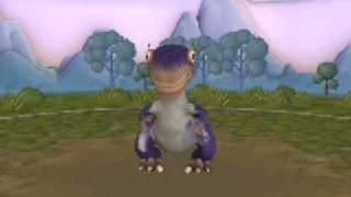 Spore Creation: Chomper (Land Before Time)
