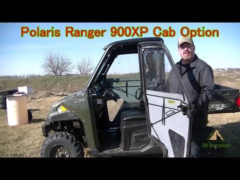 2016 Polaris Ranger XP900 Cab Option