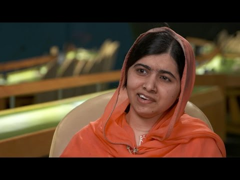 Malala Yousafzai on Trump's travel ban, college plans