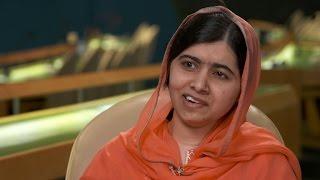 Malala Yousafzai on Trump