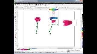 Видео уроки CorelDraw  Инструмент Кисть  Создание мазка(Видео уроки CorelDraw, инструмент кисть, Создание мазка, кисть в CorelDraw, рисование в CorelDraw, Автор: Наталья Шалагино..., 2013-09-23T17:26:49.000Z)