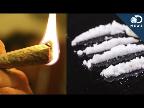 Weed Or Cocaine: What's Worse For You?