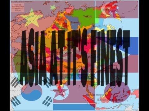 Araling Panlipunan- Physical Identities of Asia as One Region