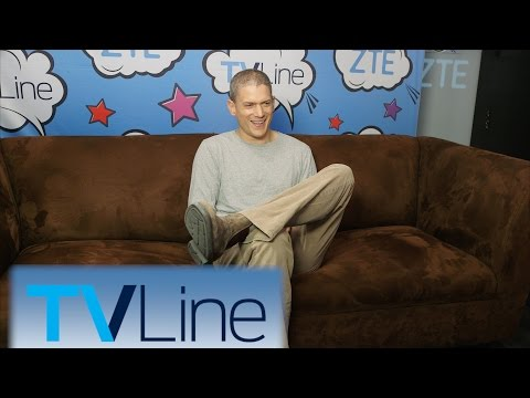 Prison Break Interview | TVLine Studio Presented By ZTE | Comic-Con 2016