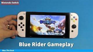 Nintendo Switch Blue Rider Gameplay