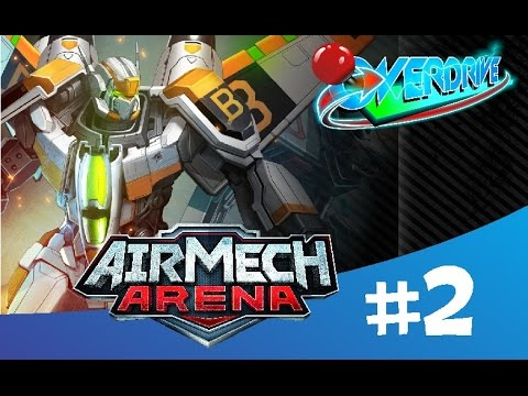 Airmech Arena #2   Market, Vip e Status