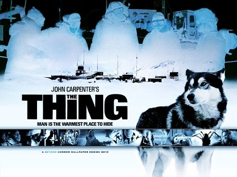 The Thing (1982) Movie Review:One Of The Greatest Horror Movies EVER!!