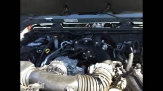 Edelbrock E-Force Supercharger Jeep Wrangler 0-65 mph stock vs supercharged