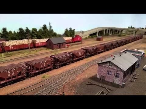 Gogebic Iron Range Model Railroad