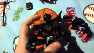 Lego Nexo Knights Jestro's Evil Mobile review