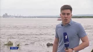 Тысячи людей в Амурской области и Забайкалье покидают свои дома из за наводнения