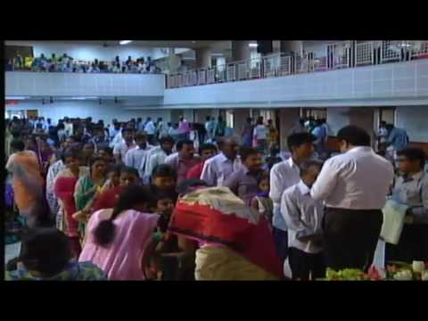 Last day of 40days fasting prayers ( Oil Anointing Service)